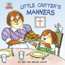 Little Critter s Manners Book PDF