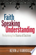Faith Speaking Understanding