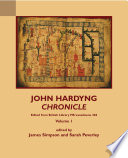 John Hardyng Chronicle