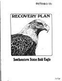 Southeastern States Bald Eagle Recovery Plan