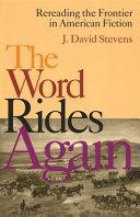 The Word Rides Again
