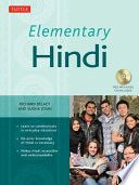 Elementary Hindi  : (MP3 Audio CD Included)