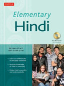 Cover of Elementary Hindi