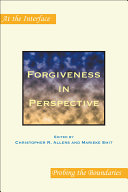 Pdf Forgiveness in Perspective
