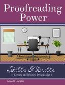 Proofreading Power  Skills   Drills