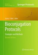 Bioconjugation Protocols