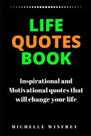 Life Quotes Book