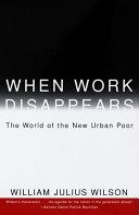When Work Disappears Pdf/ePub eBook