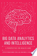 Big Data Analytics and Intelligence Book