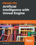 Hands On Artificial Intelligence with Unreal Engine Book