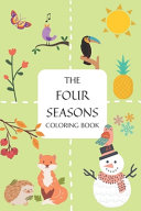 The Four Seasons Coloring Book