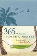 365 Pocket Morning Prayers Pdf