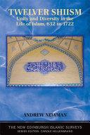 Twelver Shiism [Pdf/ePub] eBook