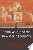 China  Asia  and the New World Economy