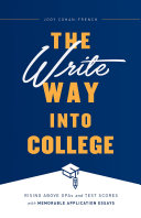 The Write Way into College