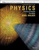 Fundamentals of Physics Extended  Volume 1  10e Loose Leaf Prt Companion