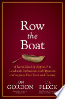 Row the Boat Book