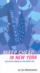 Sleep Cheap in New York