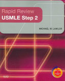 Rapid Review USMLE Step 2 Book
