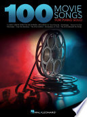 100 Movie Songs for Piano Solo  Songbook