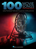 100 Movie Songs for Piano Solo  Songbook  Book