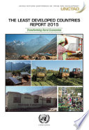 The Least Developed Countries Report 2015
