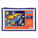 Outer Space Pouch Puzzle Book PDF