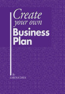 Create Your Own Business Plan