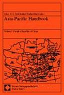 Asia Pacific Handbook