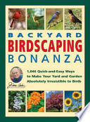 Jerry Baker's Backyard Birdscaping Bonanza