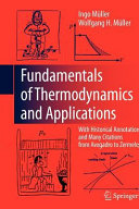 Pdf Fundamentals of Thermodynamics and Applications