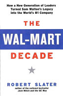 The Wal Mart Decade Book PDF