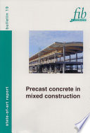 Precast Concrete In Mixed Construction Book PDF