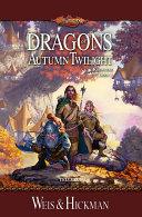 Pdf DragonLance Krøniker #1: Dragons of Autumn Twilight
