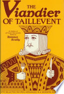 The Viandier of Taillevent Book