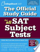 The Official Study Guide for All SAT Subject Tests