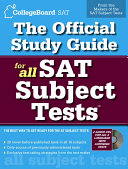 The Official Study Guide for All SAT Subject Tests - Seite 306