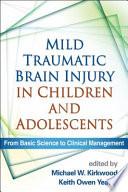Mild Traumatic Brain Injury In Children And Adolescents Book PDF