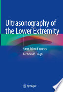 Ultrasonography of the Lower Extremity Book