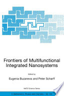 Frontiers Of Multifunctional Integrated Nanosystems Book PDF