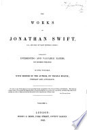 The Works of Jonathan Swift     Book PDF