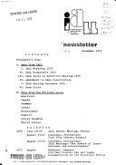 Iall Newsletter