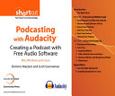 Podcasting with Audacity ebook
