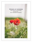 Pdf Words of Wisdom (Volume 56) Telecharger