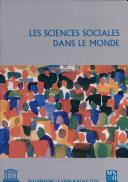 Les sciences sociales dans le monde