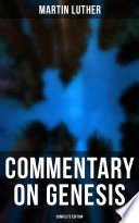 Commentary On Genesis Complete Edition