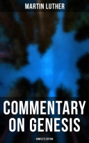 Commentary on Genesis (Complete Edition) [Pdf/ePub] eBook