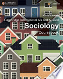 Books - Cambridge International As & A Level Sociology Coursebook | ISBN 9781107673397