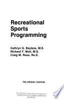 Recreational Sports Programming