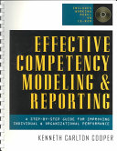 Effective Competency Modeling & Reporting
